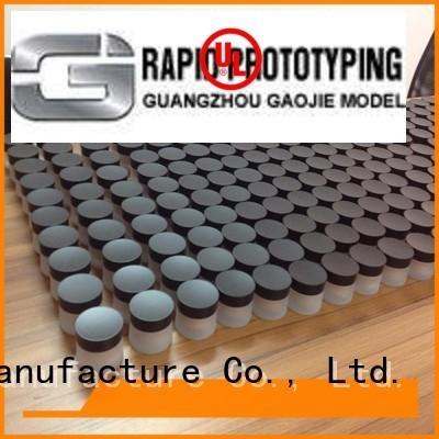 rapid prototyping companies high vacuum casting Gaojie Model Brand