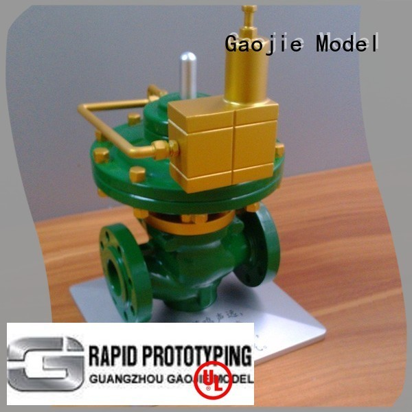 modeling tooling Metal Prototypes communication Gaojie Model company