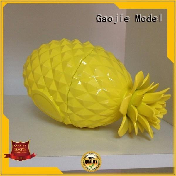 plastic animals imperial OEM 3d printing companies Gaojie Model