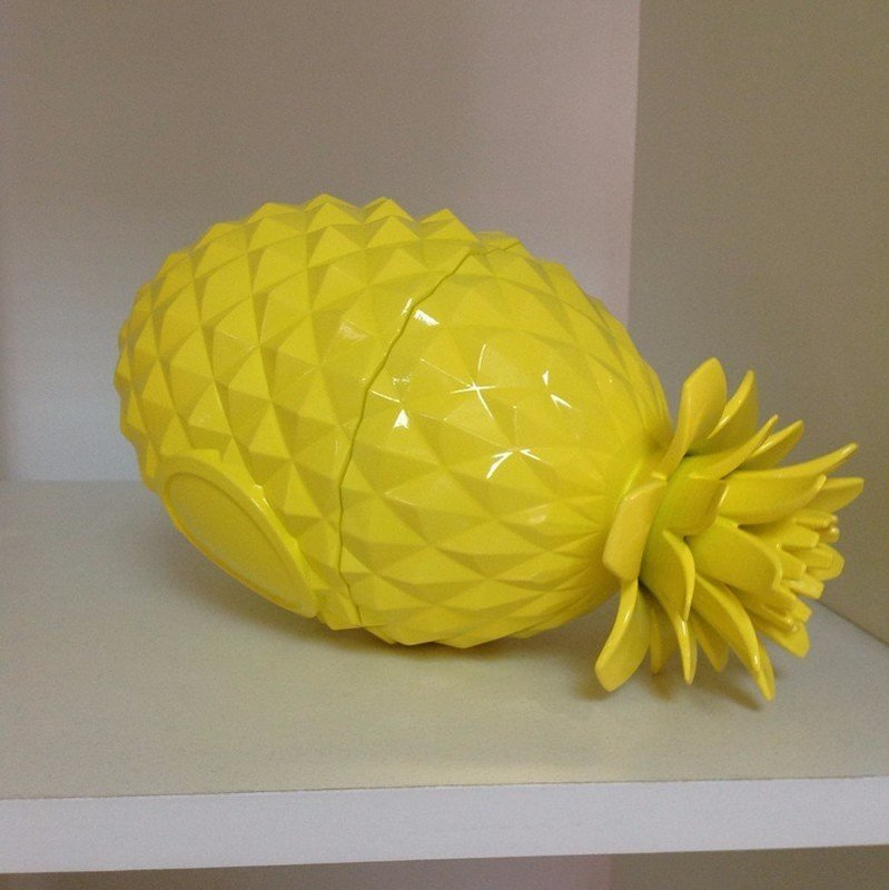3d printing plastic rapid prototyping fruits model toys