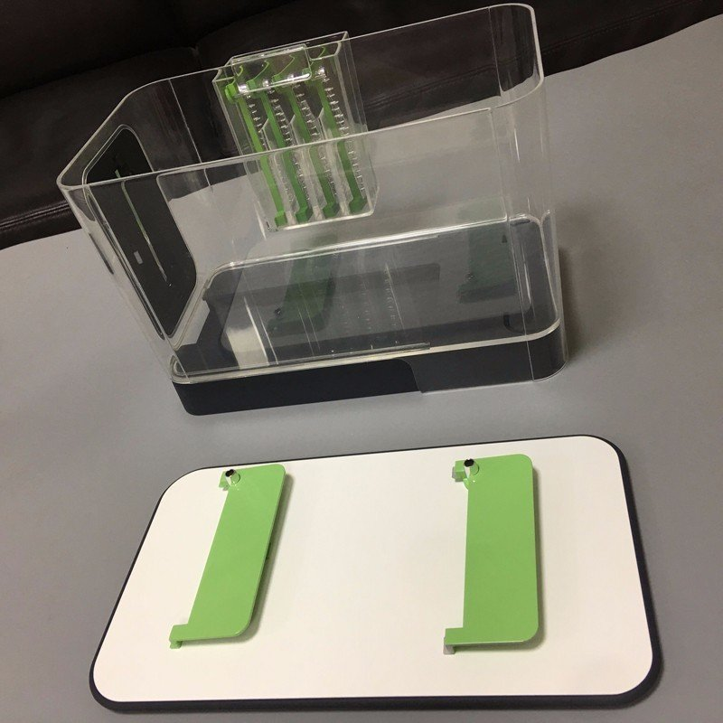 Precision Good Quality CNC Machining Acrylic PMMA Cases supplier