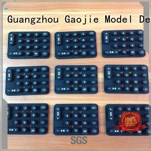 Quality Gaojie Model Brand rapid prototyping companies modeling motor