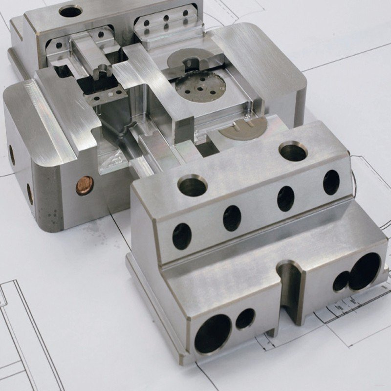 High precision customized service cnc machining metal parts