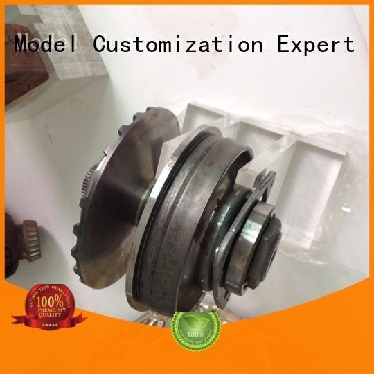 Gaojie Model Brand practical energy models Metal Prototypes manufacture