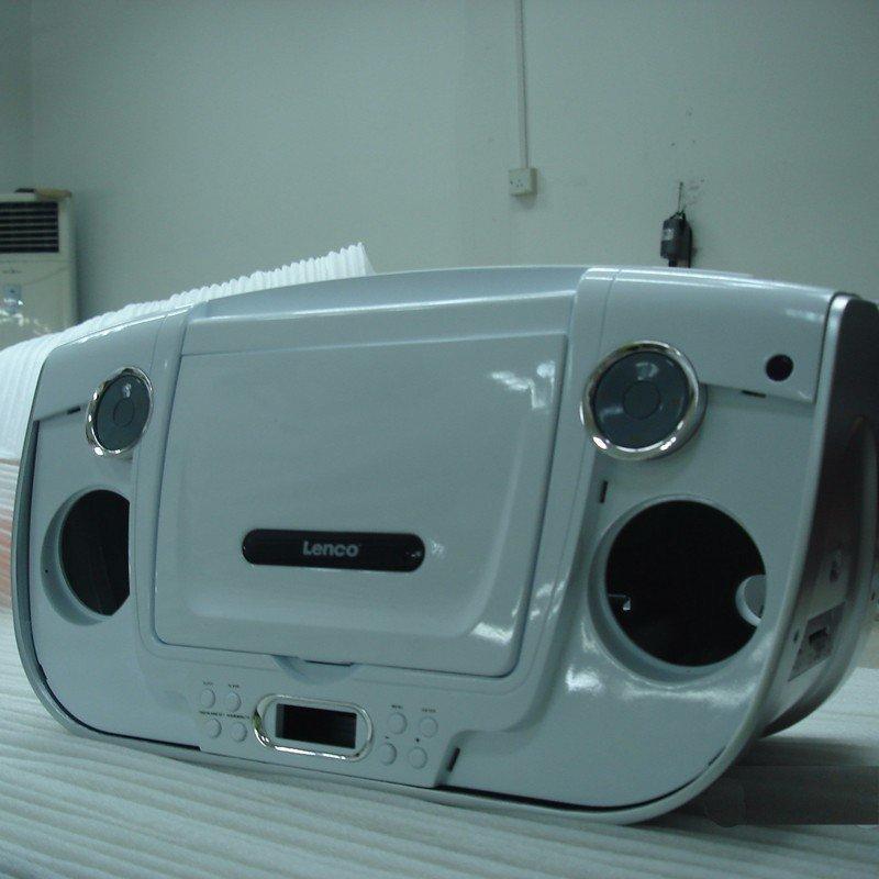 Advance 3D rapid prototyping High Accuracy Loudspeaker box