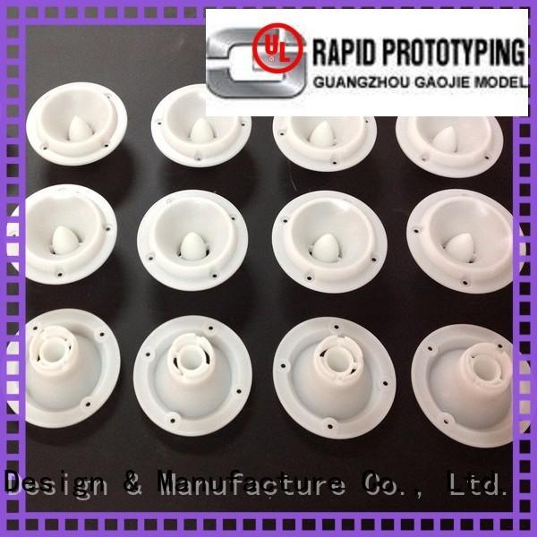 rapid prototyping companies genuine vacuum casting Gaojie Model Brand
