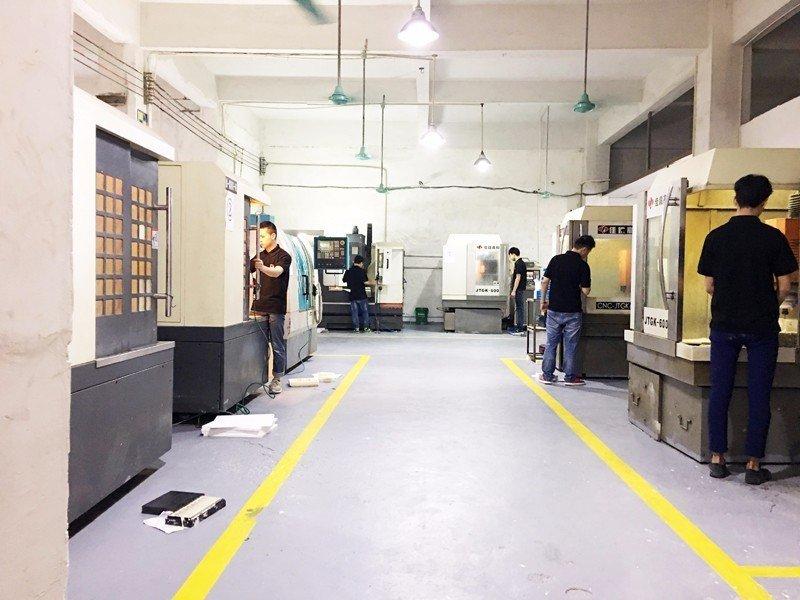 CNC factory
