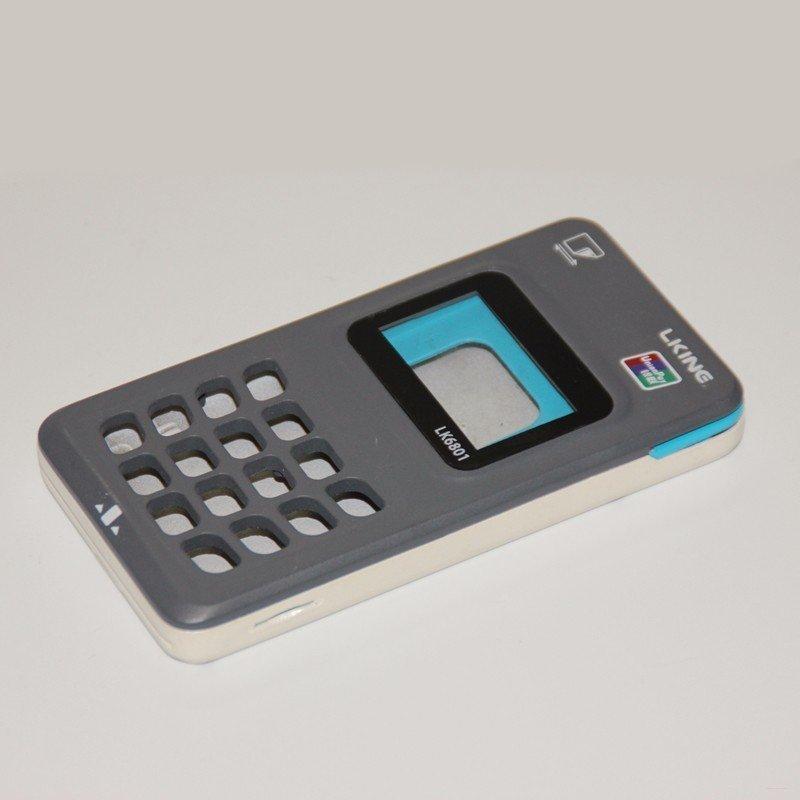 Plastic CNC Machining Case Card reader model prototype