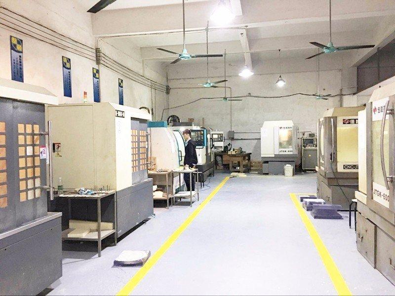 CNC Machining Corner