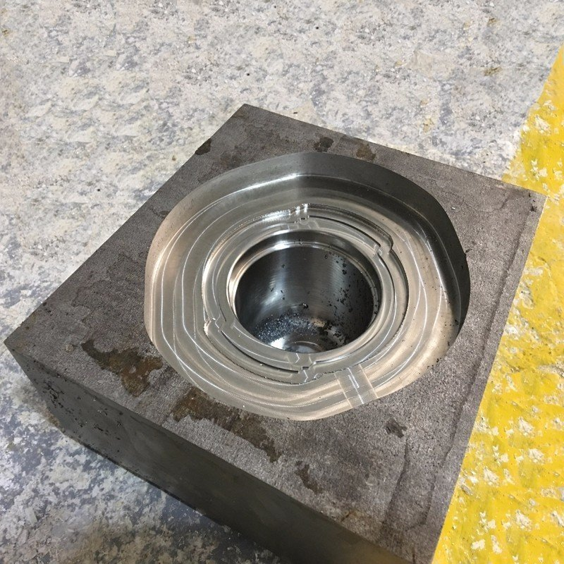 Strong for Hardware Fitting CNC Milling