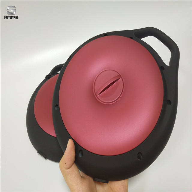 Speaker model plus rubber paint