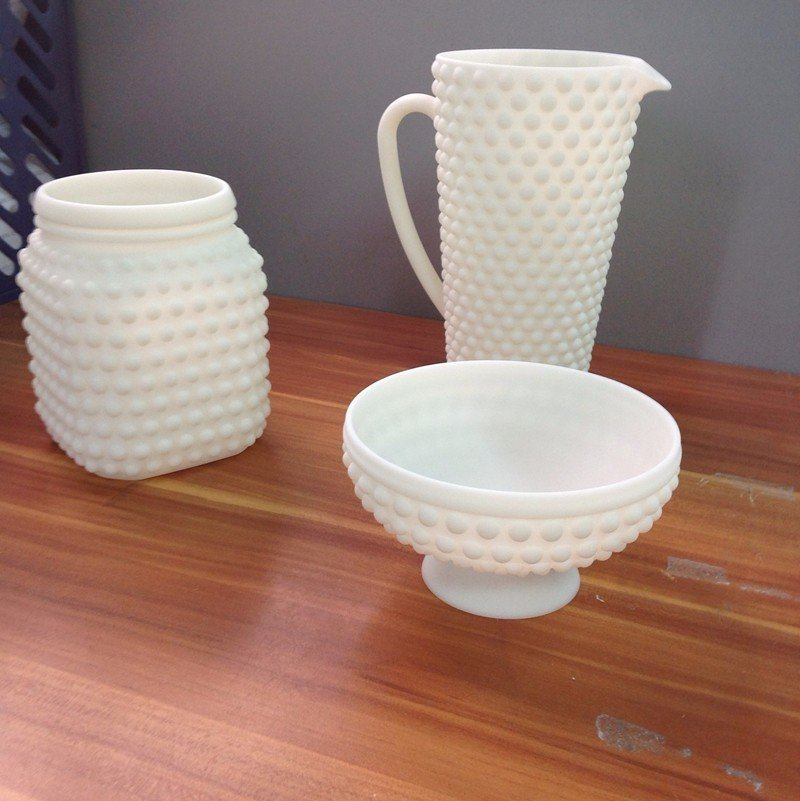 3d printing sla sls prototype Household kitchen bowl cup
