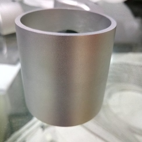 Polished Anodized Chrome Plating Metal