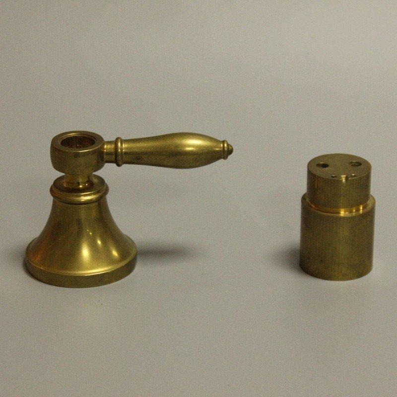 Digital prototype brass CNC Machining parts