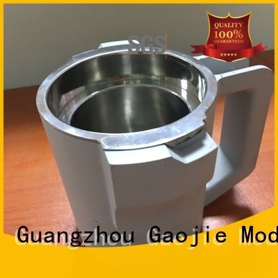 Hot customized metal rapid prototyping communication Gaojie Model Brand