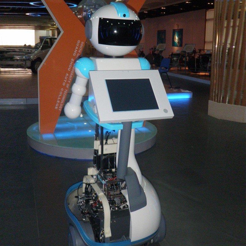 CNC Machining custom plastic parts Electronic intelligent robot model