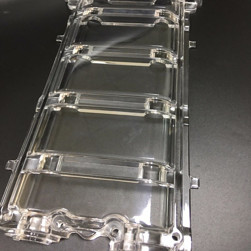 Precision Industrial CNC Machining Acrylic PMMA Rapid prototype