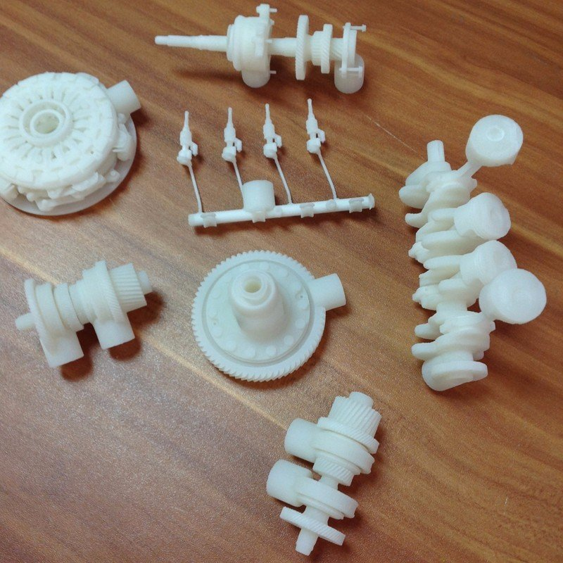 rapid prototyping 3d printing machining products