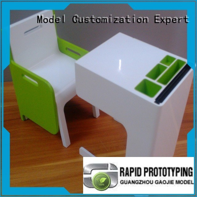 Gaojie Model Brand high accessories building Plastic Prototypes manufacture