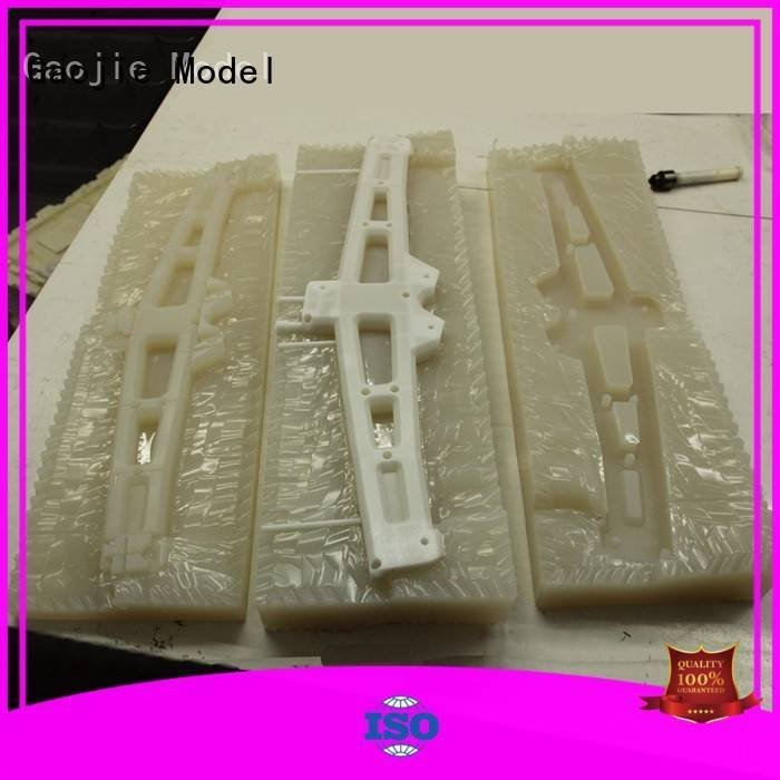 Gaojie Model vacuum casting white transparent board intelligent