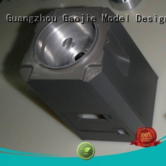 wood practical Gaojie Model Metal Prototypes