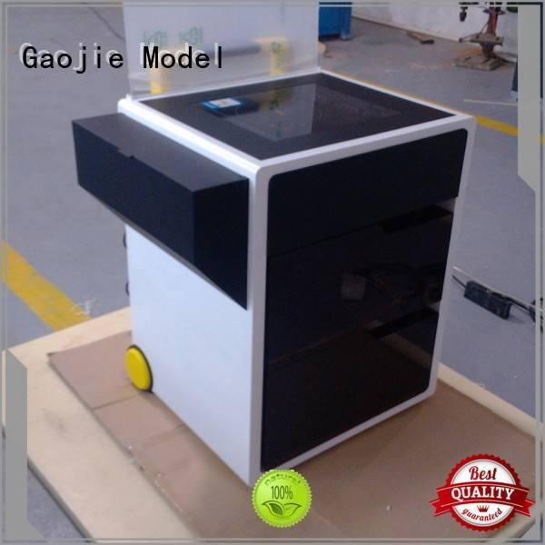 Wholesale water advance Plastic Prototypes Gaojie Model Brand