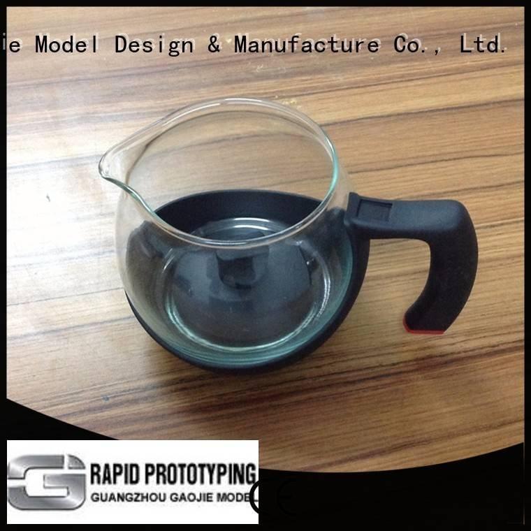crafts pmma breast plastic Gaojie Model 3d print transparent plastic