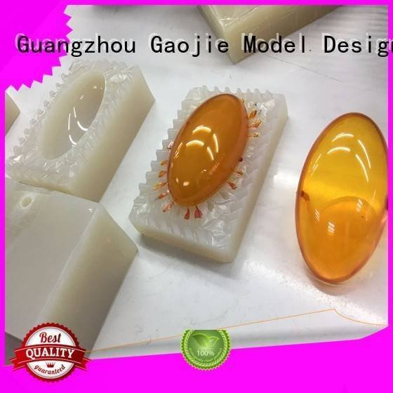 rubber volume customized Gaojie Model rapid prototyping companies