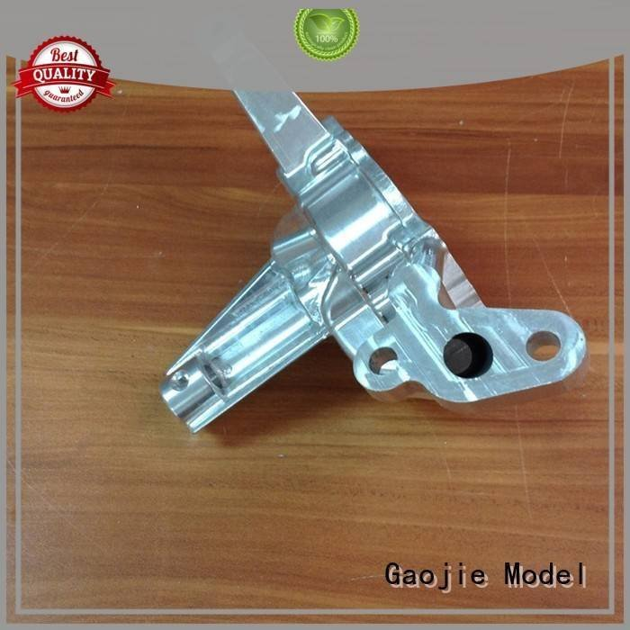 Gaojie Model metal rapid prototyping service car machine