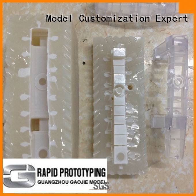 Gaojie Model rapid prototyping companies making products molding machine