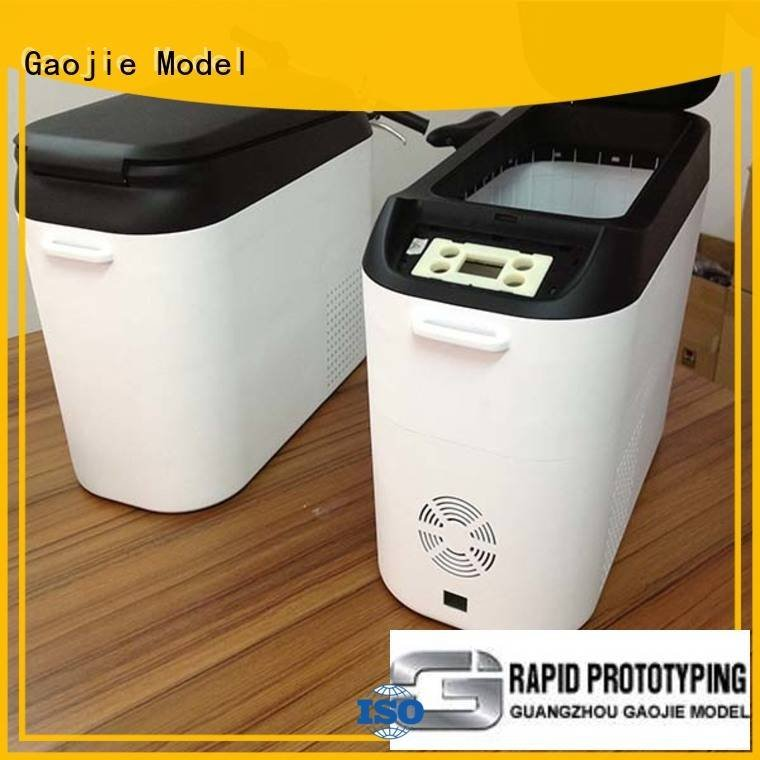 famous different plastic prototype service Gaojie Model