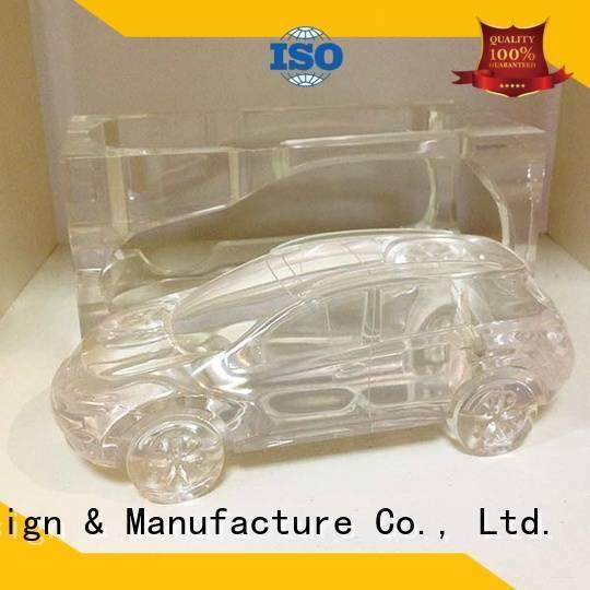 Quality Gaojie Model Brand 3d print transparent plastic breast