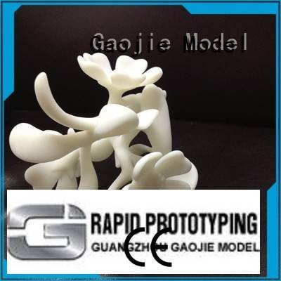 Gaojie Model Brand bowl 3d printing prototype service models trading