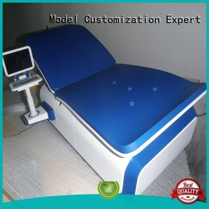 printing cnc plastic machining toilets Gaojie Model