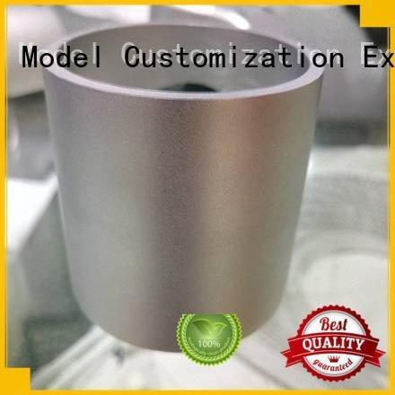 Gaojie Model machining alloys prototypes metal rapid prototyping metal