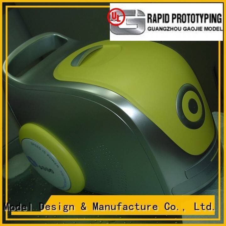 Quality plastic prototype service Gaojie Model Brand electronic Plastic Prototypes