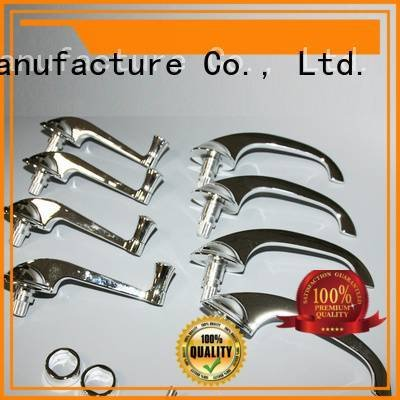Gaojie Model strong aluminum Metal Prototypes of hardware