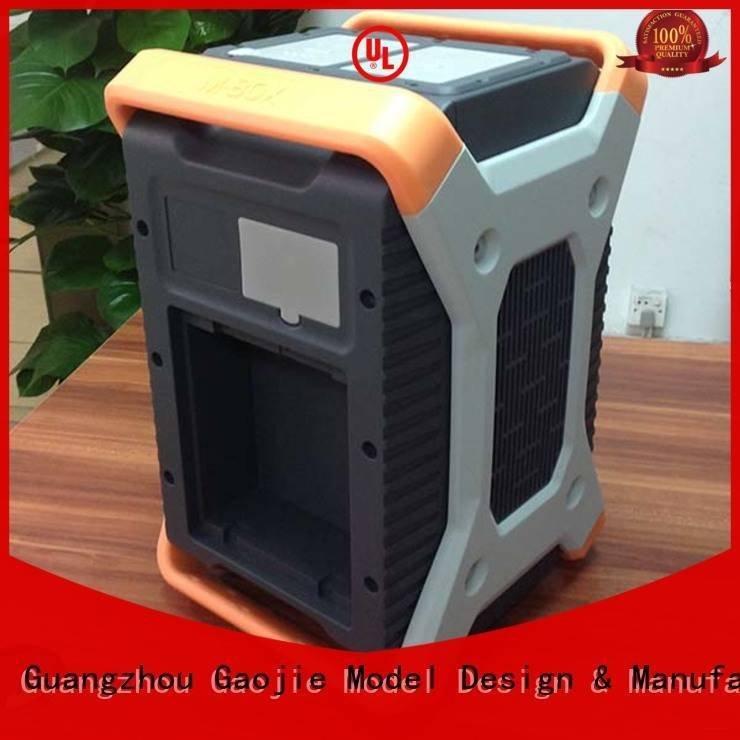Gaojie Model Brand intelligent lager building plastic prototype service