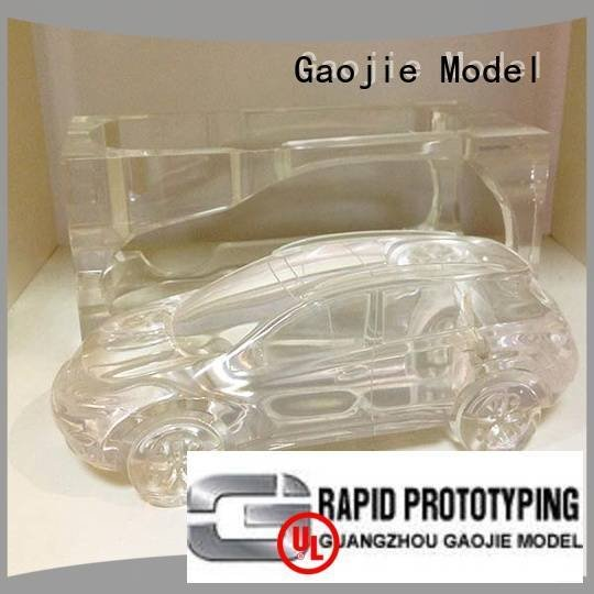 high cups plastic Gaojie Model 3d print transparent plastic