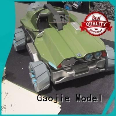 machining rapid Gaojie Model cnc plastic machining