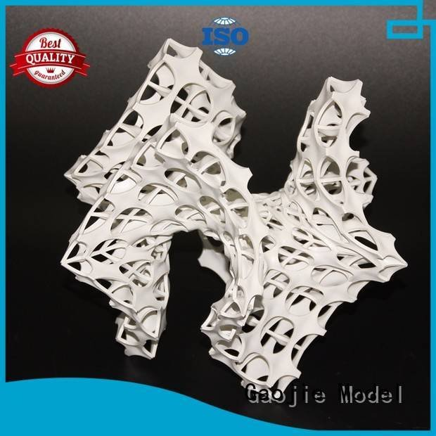Gaojie Model Brand electroplating animals cup 3d printing companies printing