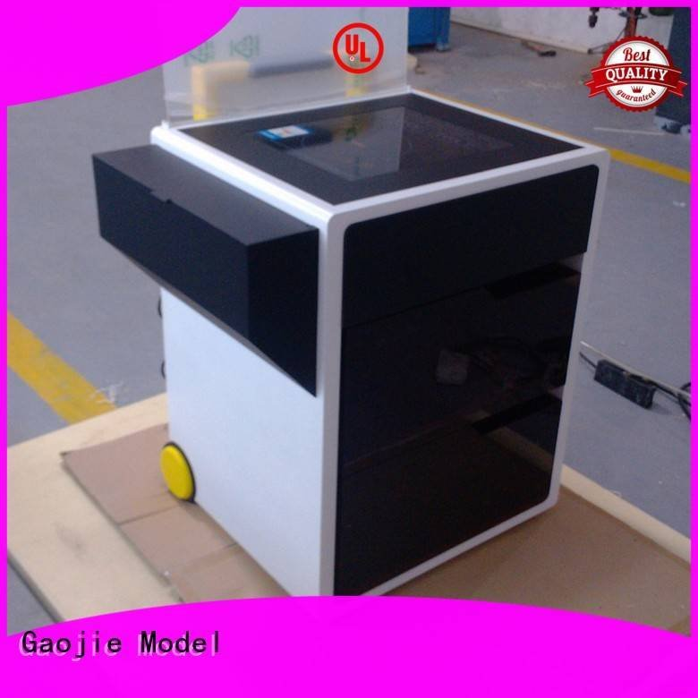 plastic prototype service electronic Gaojie Model Brand Plastic Prototypes