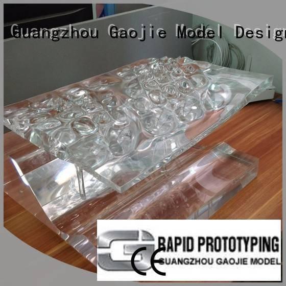 3d print transparent plastic machined bottles cups Gaojie Model