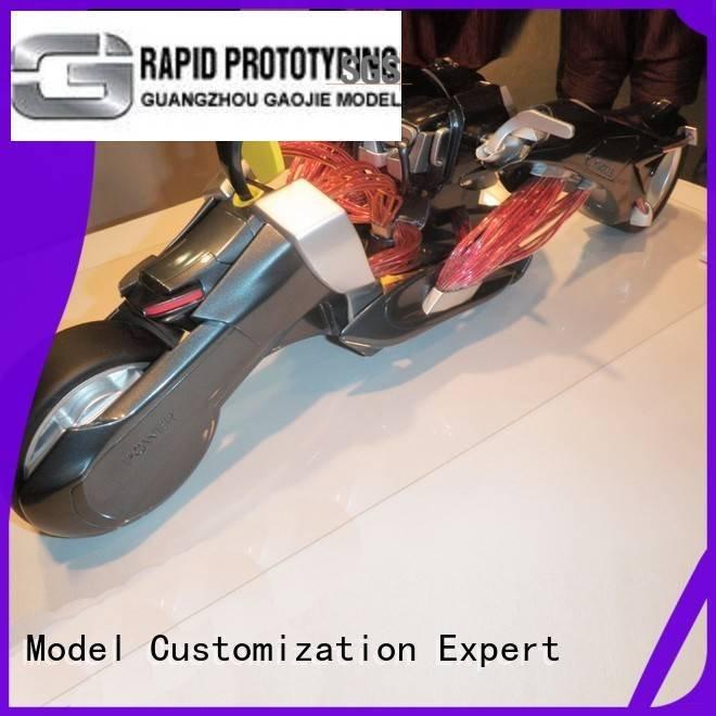 demand device Gaojie Model Plastic Prototypes