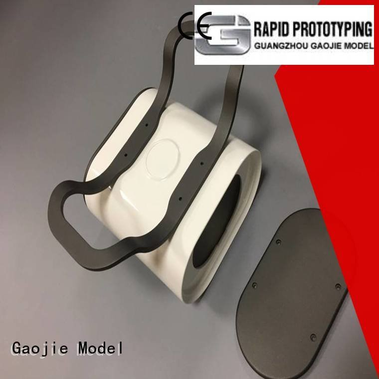 cnc plastic machining toys inspection Gaojie Model Brand
