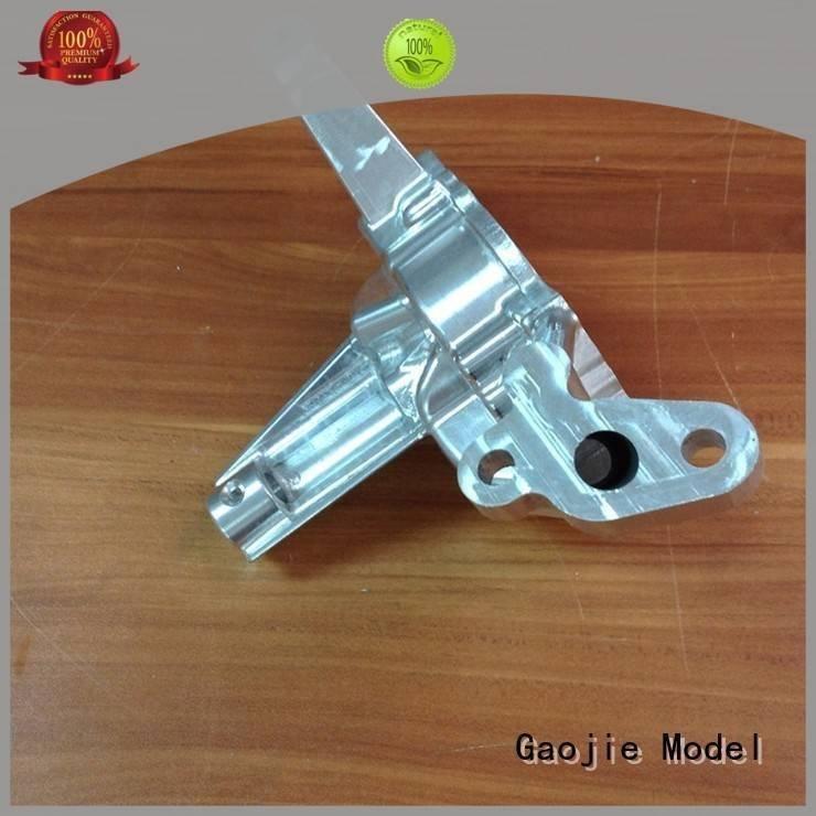 energy cutlery mode cnc Gaojie Model metal rapid prototyping