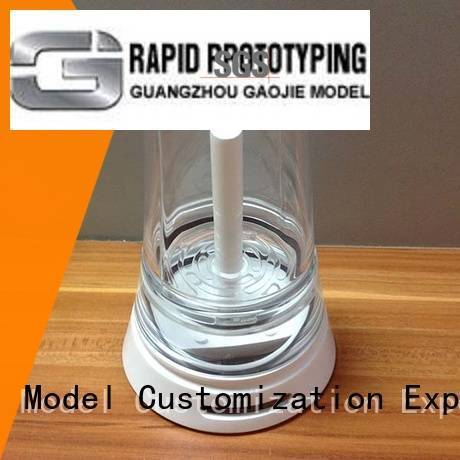 Wholesale prototypes Transparent Prototypes Gaojie Model Brand