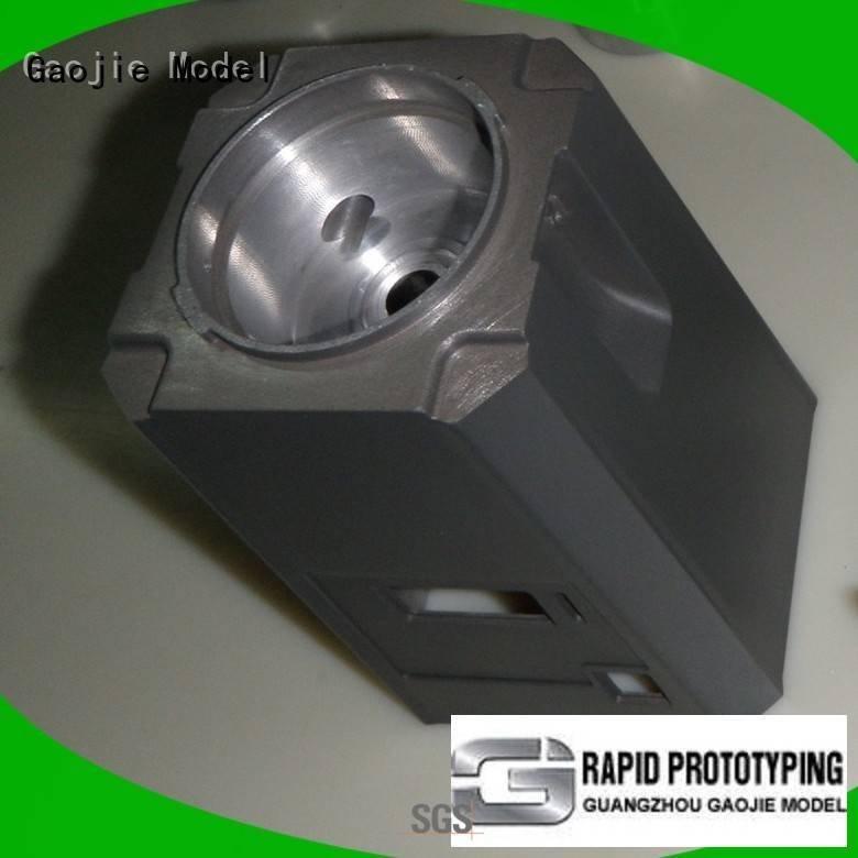 metal rapid prototyping crafts home Metal Prototypes Gaojie Model Brand
