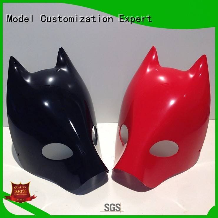 Gaojie Model Brand sla service 3d printing companies prototypes colored