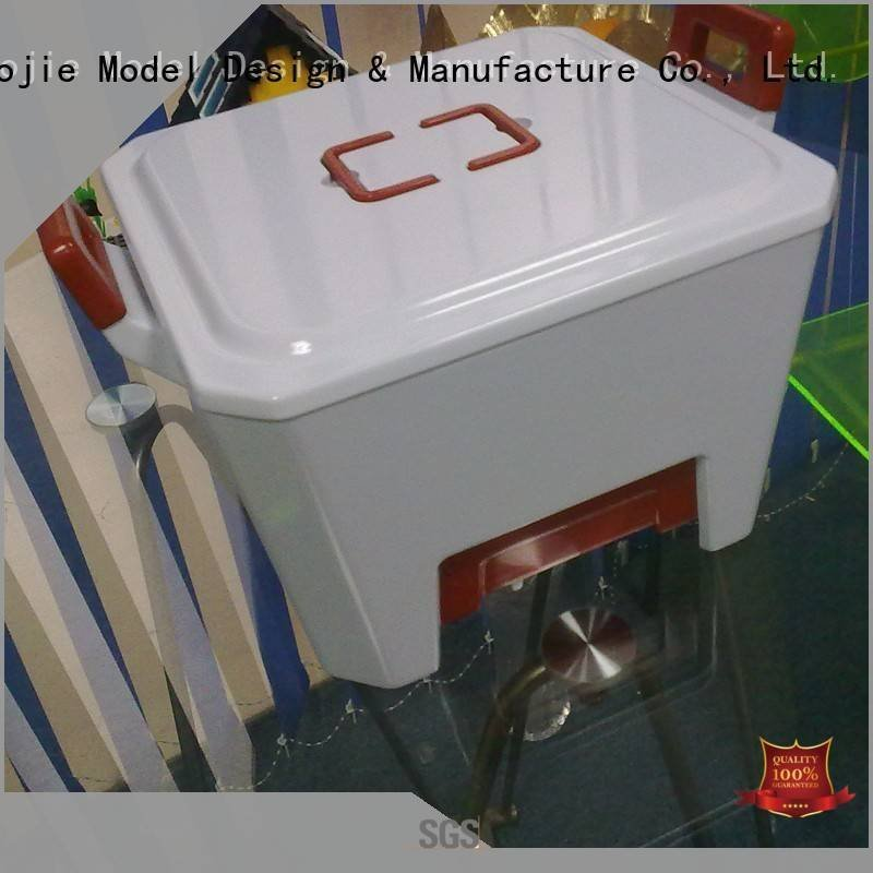 Gaojie Model plastic prototype service model made hairdryer customized